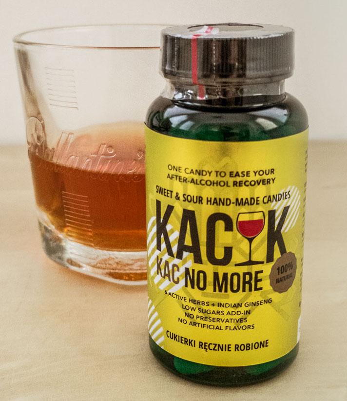 KACYK – naturalny detox – antidotum na kaca